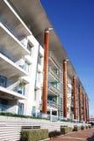 Appartamenti moderni a Auckland fotografie stock