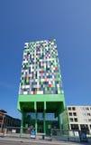 Appartamenti moderni dello studente Fotografia Stock Libera da Diritti
