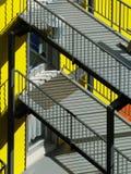 Appartamenti moderni a Montreal, Canada. fotografie stock