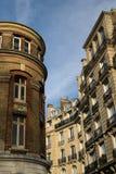 Appartamenti parigini immagini stock