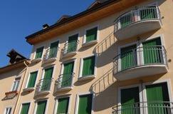 Appartamenti rinnovati immagine stock libera da diritti
