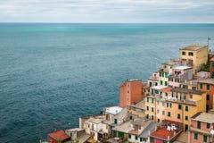 Appartamenti in RioMaggiore Immagine Stock Libera da Diritti