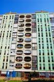 Appartamenti in Ungheria Fotografia Stock