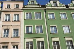 Appartamento-casa antica Immagini Stock Libere da Diritti