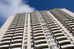 Appartamento in cielo Fotografie Stock