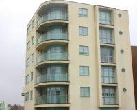 appartamento della spiaggia Fotografia Stock