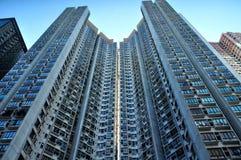 Appartamento di Hong Kong Fotografia Stock