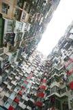 Appartamento di Hong Kong Fotografie Stock Libere da Diritti