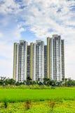 Appartamento a Hanoi, Vietnam Fotografia Stock