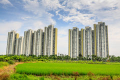 Appartamento a Hanoi, Vietnam Fotografie Stock