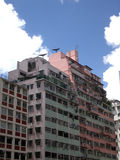 Appartamento imballato Fotografia Stock