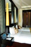 Appartamento nell'albergo di lusso Fotografia Stock