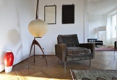 Appartamento piacevole riparato immagini stock libere da diritti