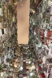 Appartamento urbano grasso dell'alloggio di Yick Hong Kong Fotografie Stock