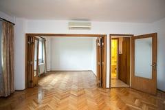 Appartamento vuoto Immagine Stock