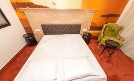 Appartement africain stylisé dans un hôtel cinq étoiles dans Kranevo, Bulgarie Photos libres de droits