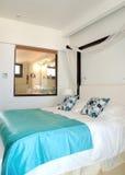 Appartement dans l'hôtel de luxe Photo stock