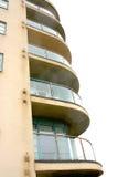 appartement de bord de la mer Photographie stock