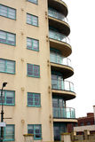 appartement de bord de la mer Image libre de droits