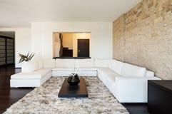 Appartement de luxe intérieur photo libre de droits