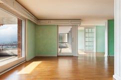 Appartement dans le classique de style image stock