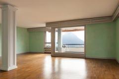 Appartement dans le classique de style photographie stock