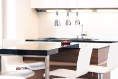 Appartement moderniste Images stock