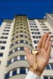 Appartement neuf de achat Image libre de droits