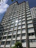 Appartements élevés Images libres de droits
