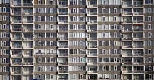 Appartements 1 Photographie stock libre de droits