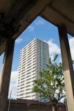 Appartements ayant beaucoup d'étages Photo libre de droits