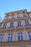 Appartements colorés et historiques de place du marché Abaissez la Silésie, WROCLAW, l'Europe Photo stock