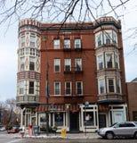 Appartements d'hiver Image libre de droits