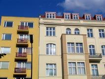Appartements de Berlin Photo libre de droits