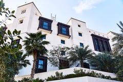 Appartements de luxe à Dubaï Hôtel à Dubaï photos stock