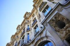 Appartements de Paris Image stock