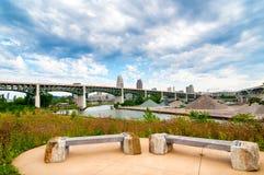 Appartements de Scranton, Cleveland Photos libres de droits