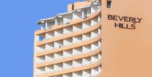Appartements de vacances dans Umhlanga images stock
