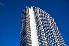 Appartements exécutifs tous neufs. image stock