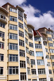 Appartements neufs Photo stock
