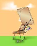 appartenance artistique Illustration Stock