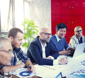 Appartenance ethnique ethnique Team Teamwork Unity Concept de diversité diverse Images stock