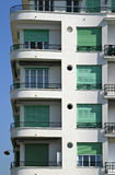 Appartments. Deco-style appartment building, Nice, France Stock Photos