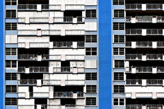 Appartments pattern Royalty Free Stock Photography