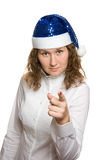 Appeal. Are you ready to celebrate Christmas Royalty Free Stock Images