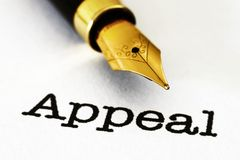 Appeal. Close up of Appeal concept Royalty Free Stock Image