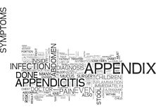 Appearances Are Deceitful Word Cloud Royalty Free Stock Photo