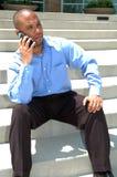 Appel d'affaires photo libre de droits