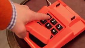 Appel d'urgence 911 banque de vidéos