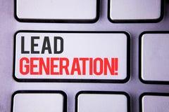 Appel de motivation de génération d'avance des textes d'écriture Avances se produisantes numériques de canalisation de ventes de  Image libre de droits